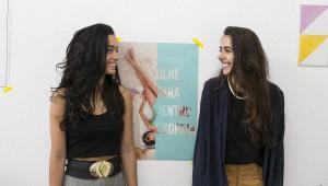 Giovanna Nader e Raquel Vitti Lino