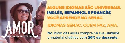 Senac São Paulo - Idiomas