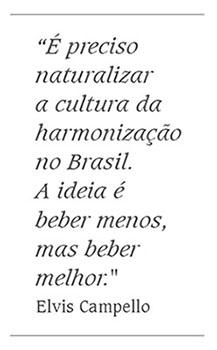 """""""É preciso naturalizar a cultura da harmonização no Brasil"""", diz Elvis, docente do Senac Penha."""